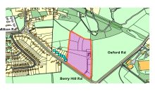Sixty new houses – Berry Hill Rd