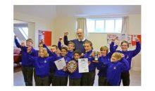 Bloxham Boys Brigade 10th Anniversary – April 2018