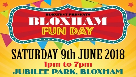 Fun Day: for your diary – 9th June 2018