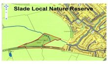 Slade now officially a nature reserve – April 2018