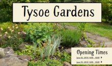 Tysoe Open Gardens – 2&3rd June 2018