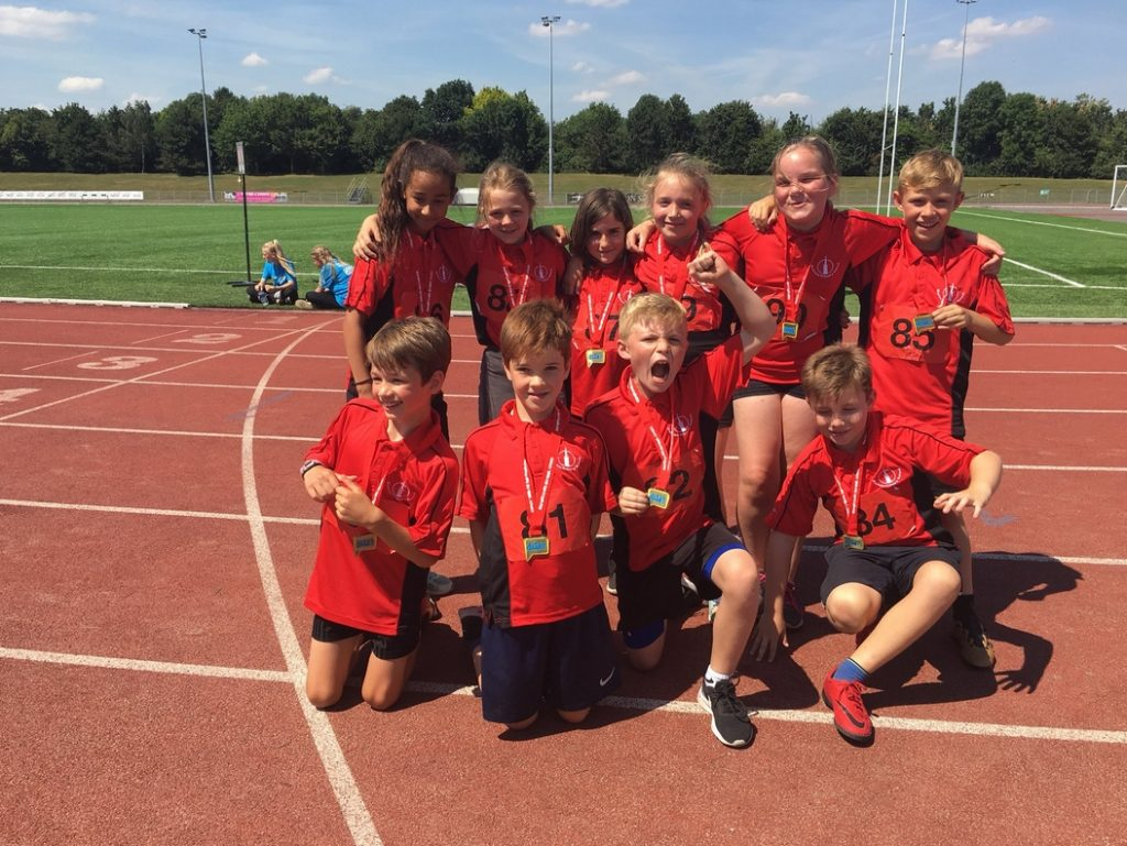 Bloxham Primary Champions – July 2018
