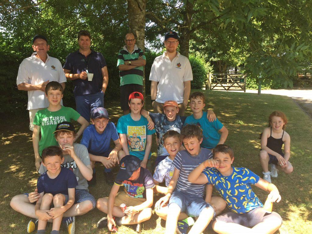 Boys Brigade Camp – July 2018