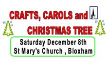 Crafts, Carols etc – 8th Dec 2018