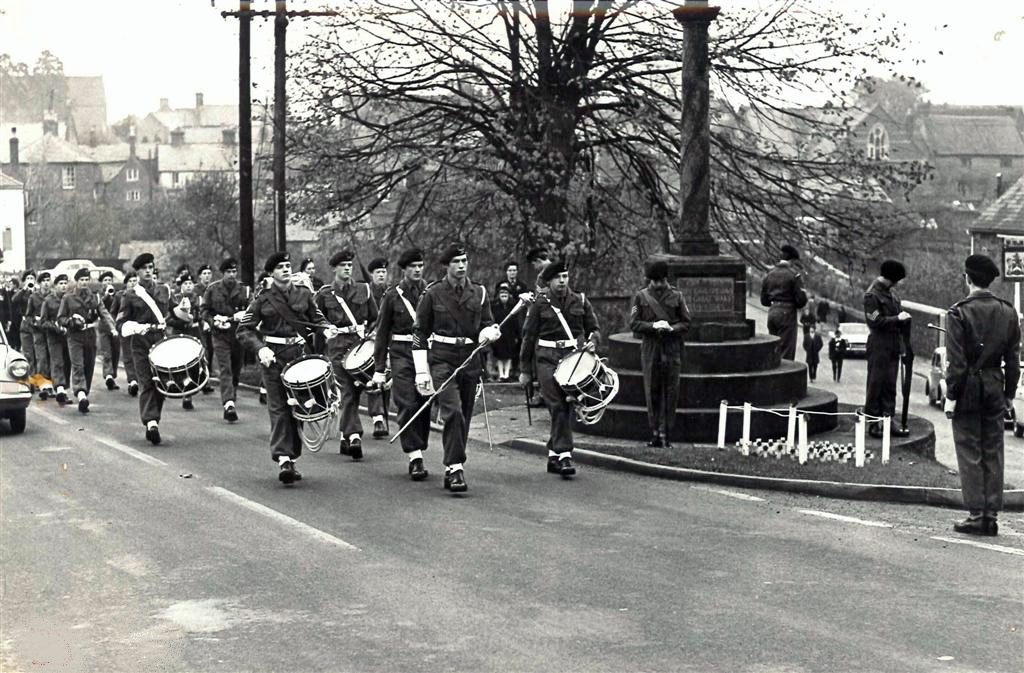Remembrance Day Photo – 1965