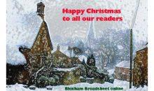 Happy Christmas – 25th Dec 2018