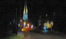 Bloxham Christmas Lights – Dec 2018